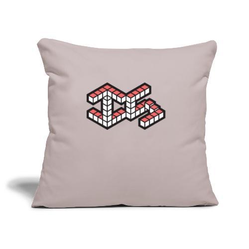 InnSpace Logo Small - Sofa pillowcase 17,3'' x 17,3'' (45 x 45 cm)