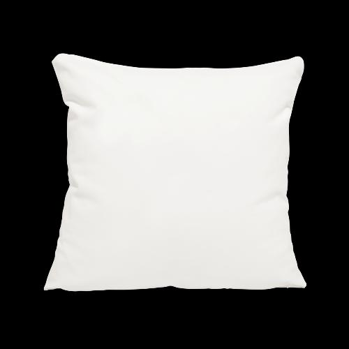 i love sleeping weiss - Copricuscino per divano, 45 x 45 cm