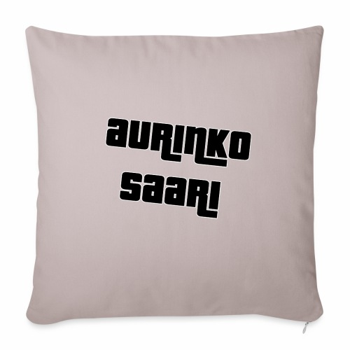 logo - Sohvatyynyn päällinen 45 x 45 cm