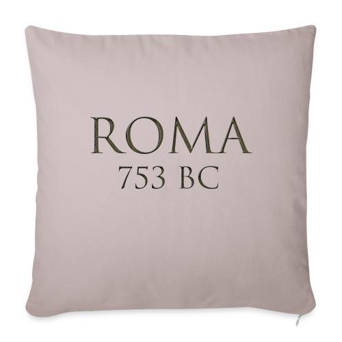 Nadruk Roma (Rzym) | Print Roma (Rome) - Poszewka na poduszkę 45 x 45 cm