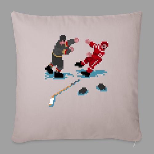 GLOVES OFF! - Sofa pillowcase 17,3'' x 17,3'' (45 x 45 cm)