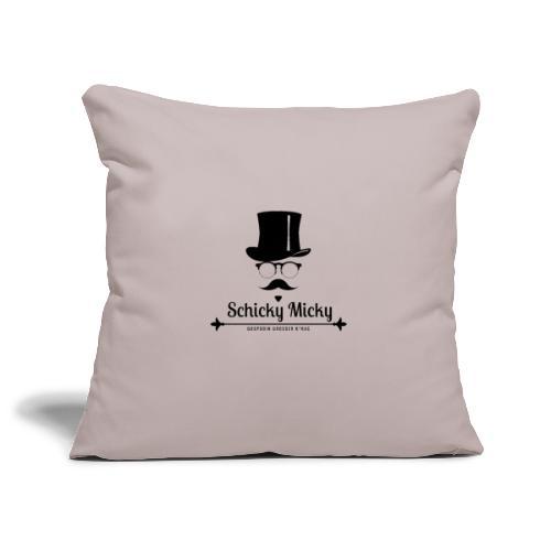 Gospodin Schicky Micky Modern - Sofakissenbezug 44 x 44 cm
