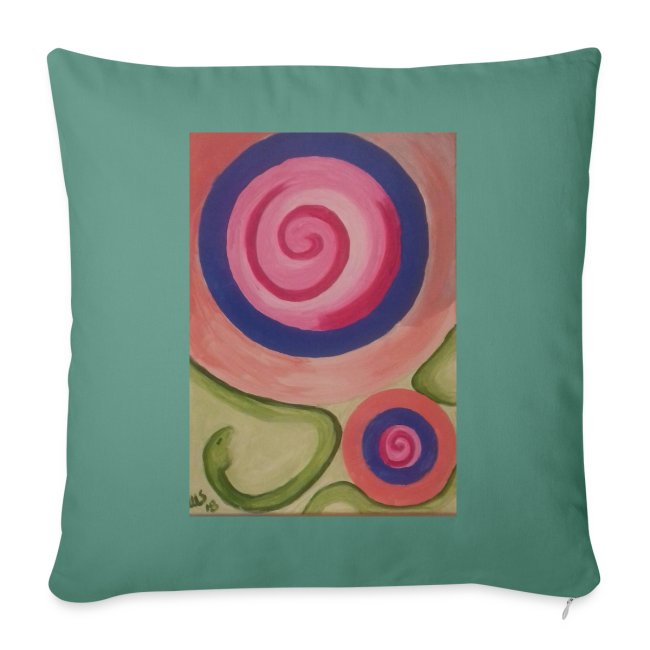 spirale con serpente