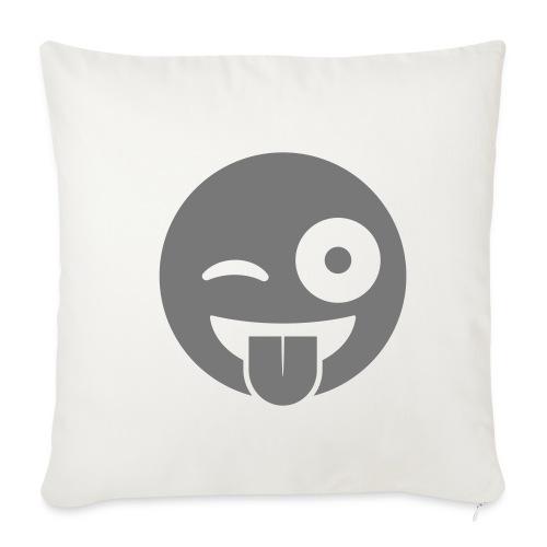 Emoji - Sofakissenbezug 44 x 44 cm