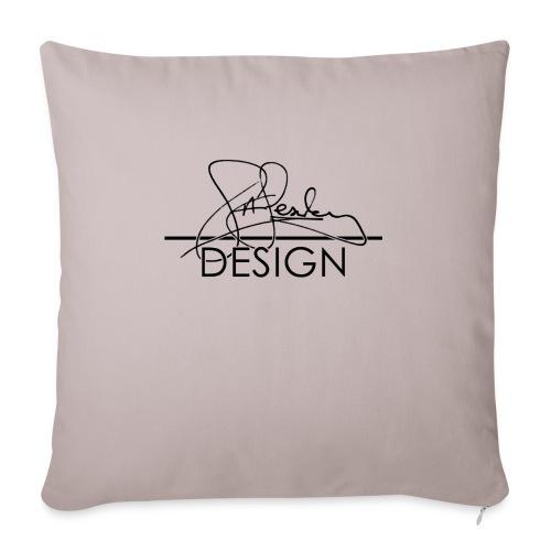 sasealey design logo png - Sofa pillowcase 17,3'' x 17,3'' (45 x 45 cm)