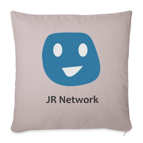 JR Network - Sofa pillowcase 17,3'' x 17,3'' (45 x 45 cm)