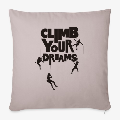 Scale your dreams - Sofa pillowcase 17,3'' x 17,3'' (45 x 45 cm)