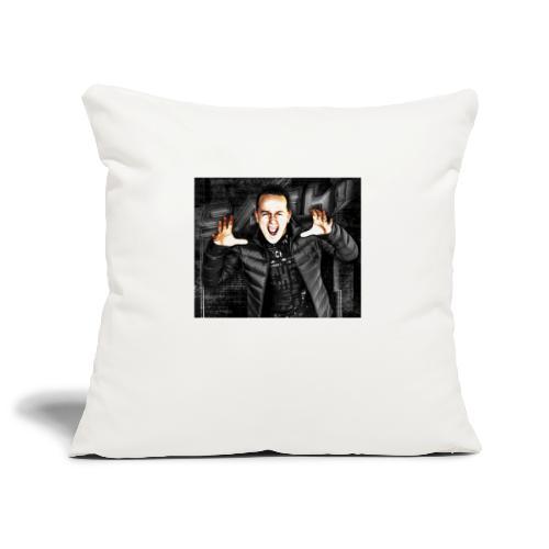 SASH! ***Scream Loud*** - Sofa pillowcase 17,3'' x 17,3'' (45 x 45 cm)
