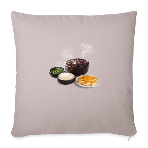 Feijoada - Sofa pillowcase 17,3'' x 17,3'' (45 x 45 cm)