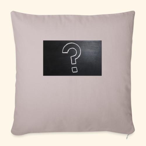 T-Shirts question - Sierkussenhoes, 45 x 45 cm