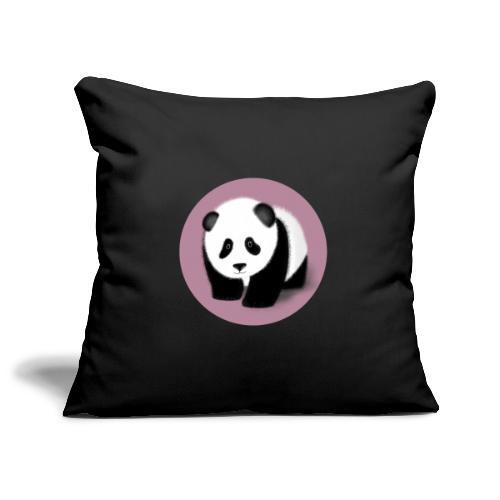 Little Panda Norina - Sofakissenbezug 44 x 44 cm