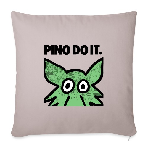 PINO DO IT - Copricuscino per divano, 45 x 45 cm