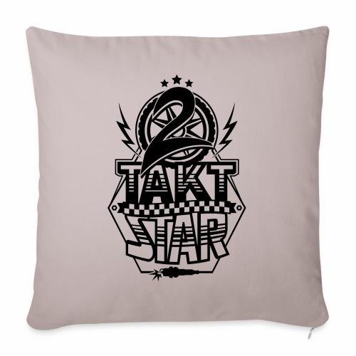 2-Takt-Star / Zweitakt-Star - Sofa pillowcase 17,3'' x 17,3'' (45 x 45 cm)