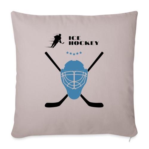 IceHockey - Sohvatyynyn päällinen 45 x 45 cm