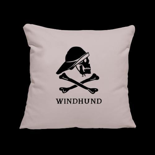 ~ Windhund ~ - Sofakissenbezug 44 x 44 cm