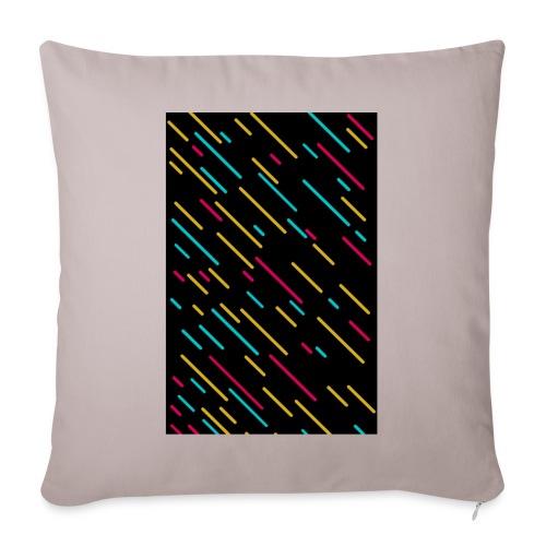 shooting stars (colorful) - Sofakissenbezug 44 x 44 cm