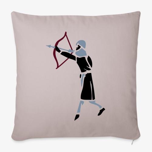Archer Medieval Icon patjila design - Sofa pillowcase 17,3'' x 17,3'' (45 x 45 cm)