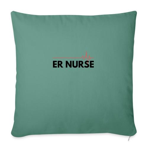 Er nurse - Copricuscino per divano, 45 x 45 cm