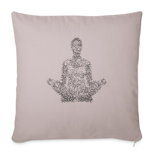 Mediter - Housse de coussin décorative 45x 45cm