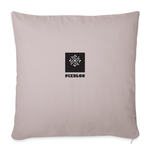 unboxing logo - Sofa pillowcase 17,3'' x 17,3'' (45 x 45 cm)