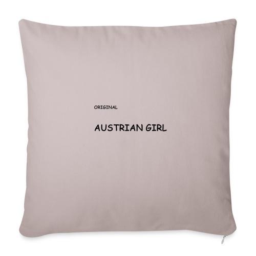 AUSTRIAN GIRL für wahre österreicherinnen - Sofakissenbezug 44 x 44 cm