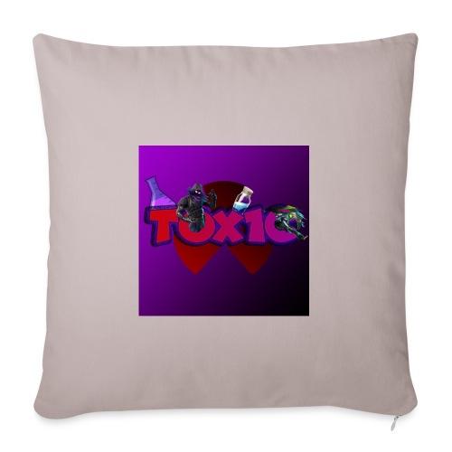 toxic paita - Sohvatyynyn päällinen 45 x 45 cm