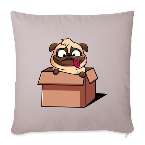 sorpresa del carlino - Copricuscino per divano, 45 x 45 cm