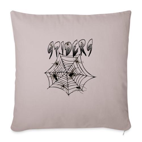 Spiders - Sohvatyynyn päällinen 45 x 45 cm