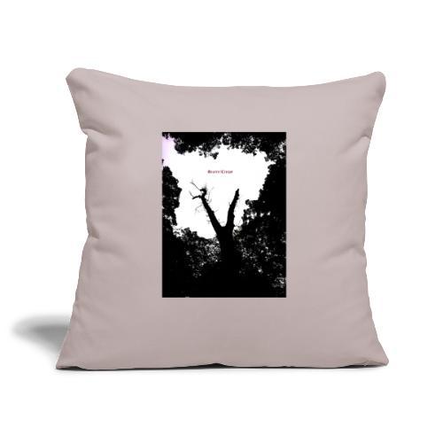 Scarry / Creepy - Sofa pillowcase 17,3'' x 17,3'' (45 x 45 cm)