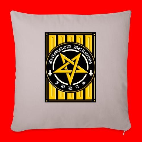 Damned - Sofa pillowcase 17,3'' x 17,3'' (45 x 45 cm)