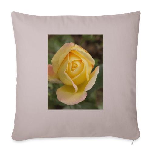 Róża - Poszewka na poduszkę 45 x 45 cm