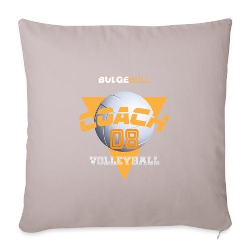 bulgebull volleyball - Sofa pillowcase 17,3'' x 17,3'' (45 x 45 cm)