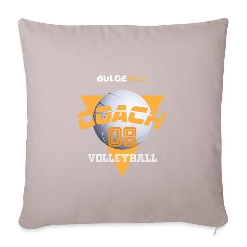voleibol bulgebull - Funda de cojín, 45 x 45 cm