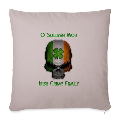 Irish OSM Skull - Sofakissenbezug 44 x 44 cm