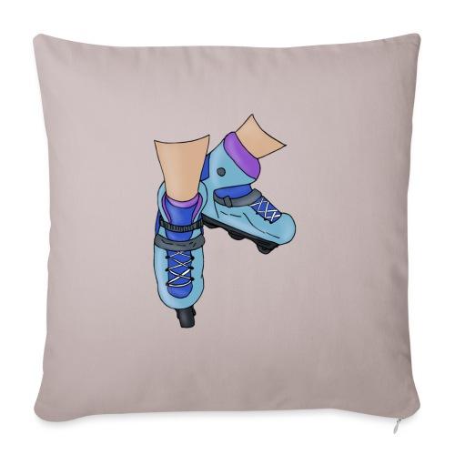 Rollerblade - Copricuscino per divano, 45 x 45 cm