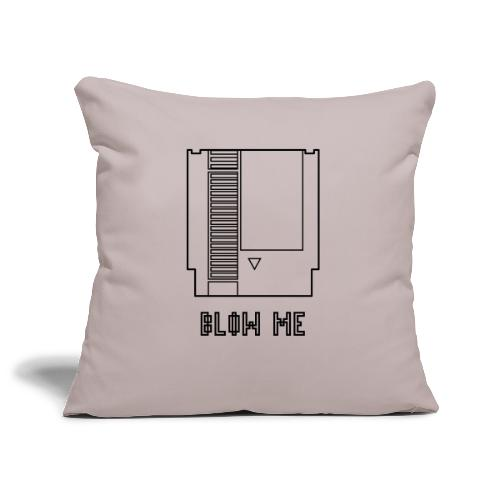 Dusty Cartridge - Sofa pillowcase 17,3'' x 17,3'' (45 x 45 cm)