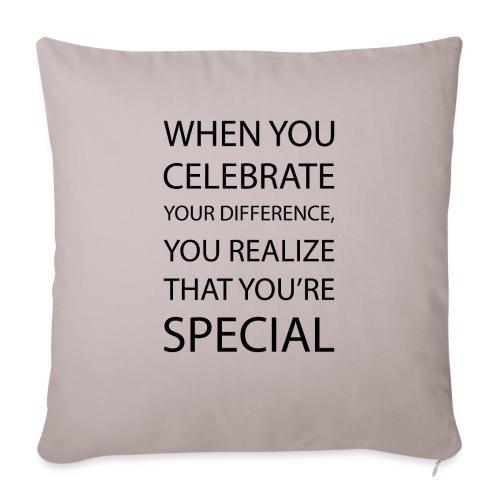 You're special - Poszewka na poduszkę 45 x 45 cm