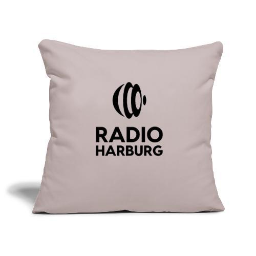 Radio Harburg - Sofakissenbezug 44 x 44 cm