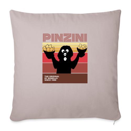 PINZINOBONELLO - Copricuscino per divano, 45 x 45 cm