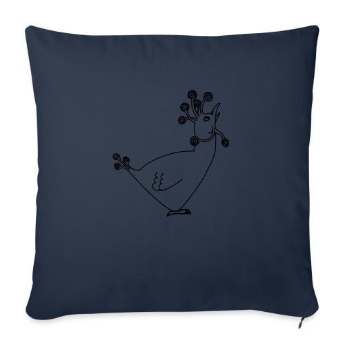 Cosmic Chicken - Sofa pillowcase 17,3'' x 17,3'' (45 x 45 cm)