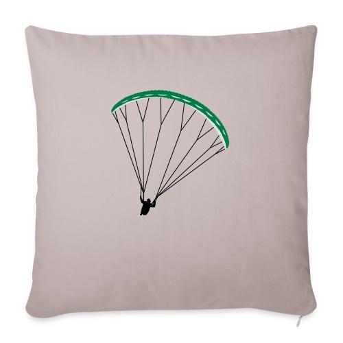 Paraglider Nikita - Sofa pillowcase 17,3'' x 17,3'' (45 x 45 cm)