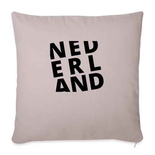 Nederland - Sierkussenhoes, 45 x 45 cm