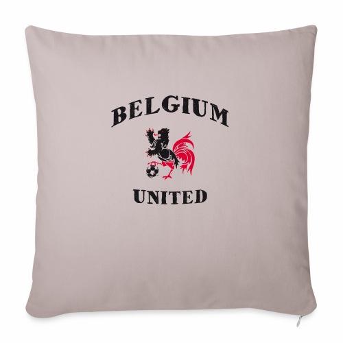 Belgium Unit - Sofa pillowcase 17,3'' x 17,3'' (45 x 45 cm)