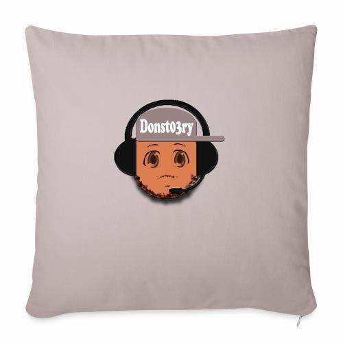 Dons logo - Sofa pillowcase 17,3'' x 17,3'' (45 x 45 cm)