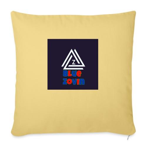 BlueZovinshirt - Sofa pillowcase 17,3'' x 17,3'' (45 x 45 cm)
