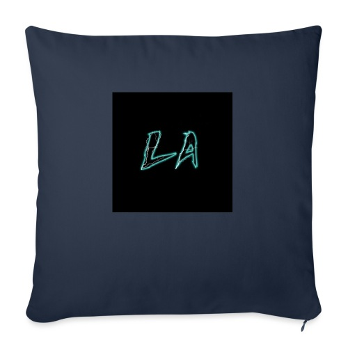 LA 2.P - Sofa pillowcase 17,3'' x 17,3'' (45 x 45 cm)