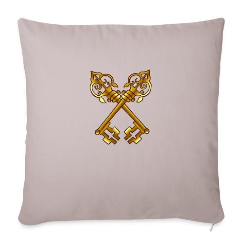 Sweat Membre SDP (Avec votre prénom) - Housse de coussin décorative 45x 45cm