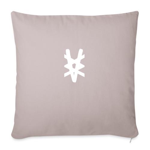 Vammabakken Merch Logga + Hoodie - Soffkuddsöverdrag, 45 x 45 cm
