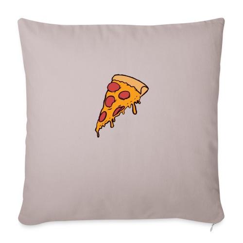 Pizza - Funda de cojín, 45 x 45 cm