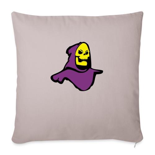 Skeletor - Sofa pillowcase 17,3'' x 17,3'' (45 x 45 cm)